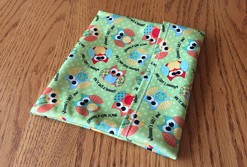How To Sew Reusable Sandwich Bags Craft Picnic